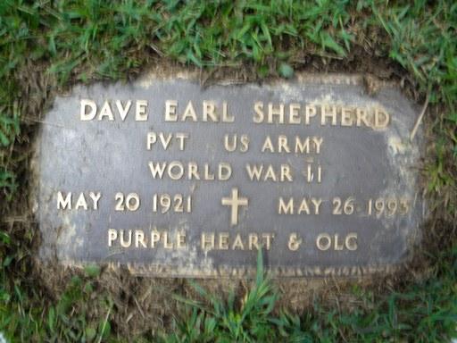Dave Earl Shepherd