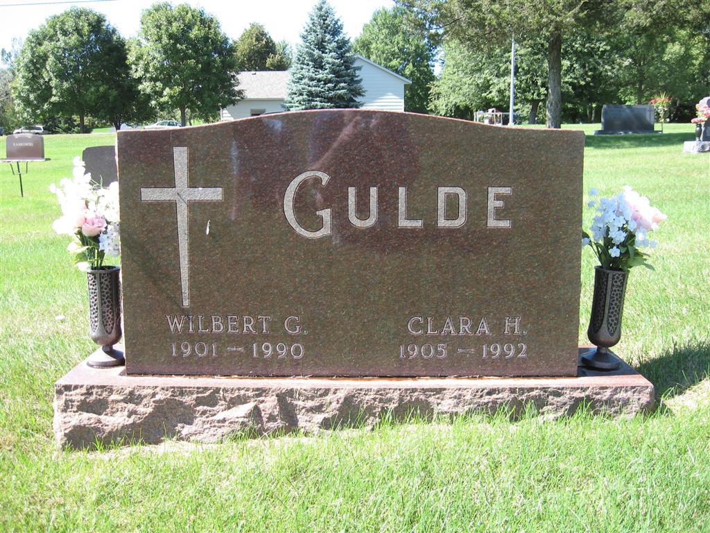 Clara Henrietta <i>Prom</i> Gulde