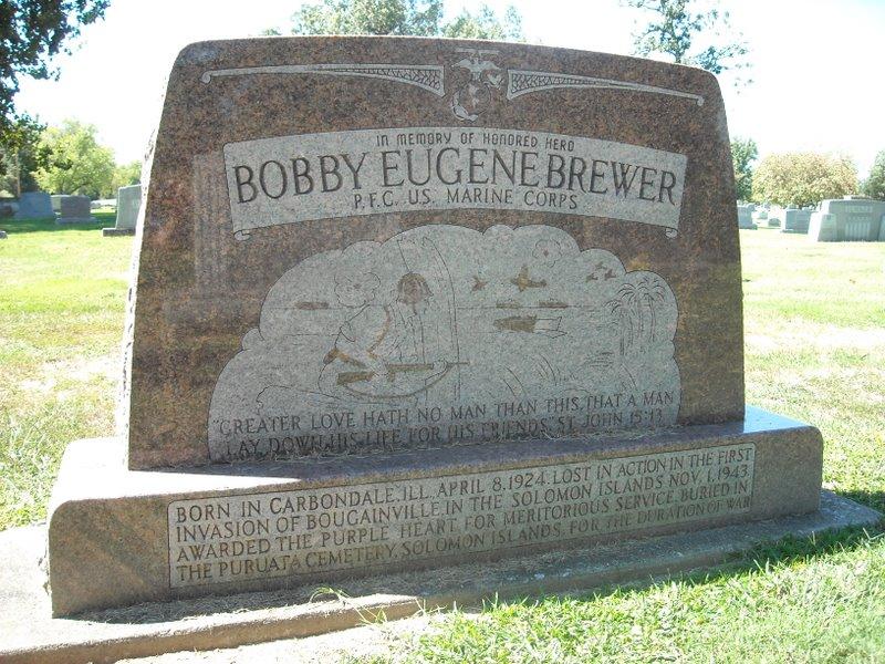 PFC Bobby Eugene Brewer