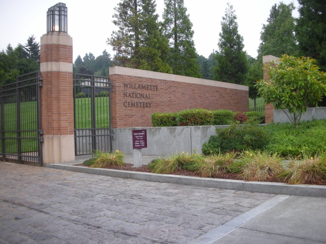 Willamette National Cemetery