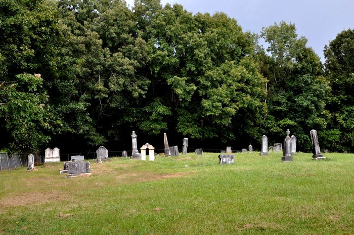 Old Side Cemetery