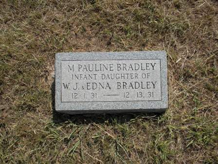 Mary Pauline Bradley