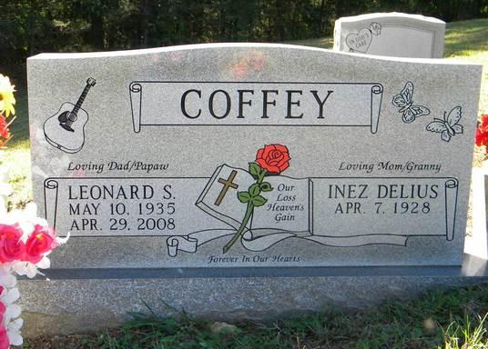 Leonard Samuel Coffey