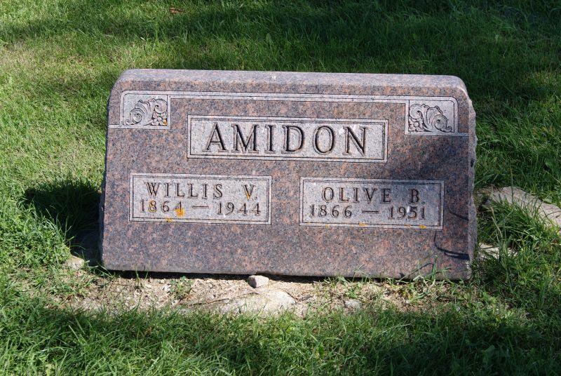 Willis Volney Amidon