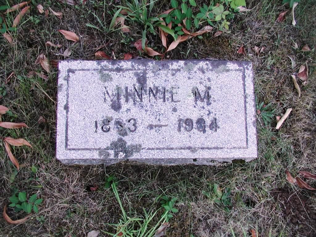 Minnie M. Boeckman