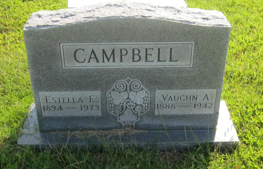 Vaughn Albert Campbell