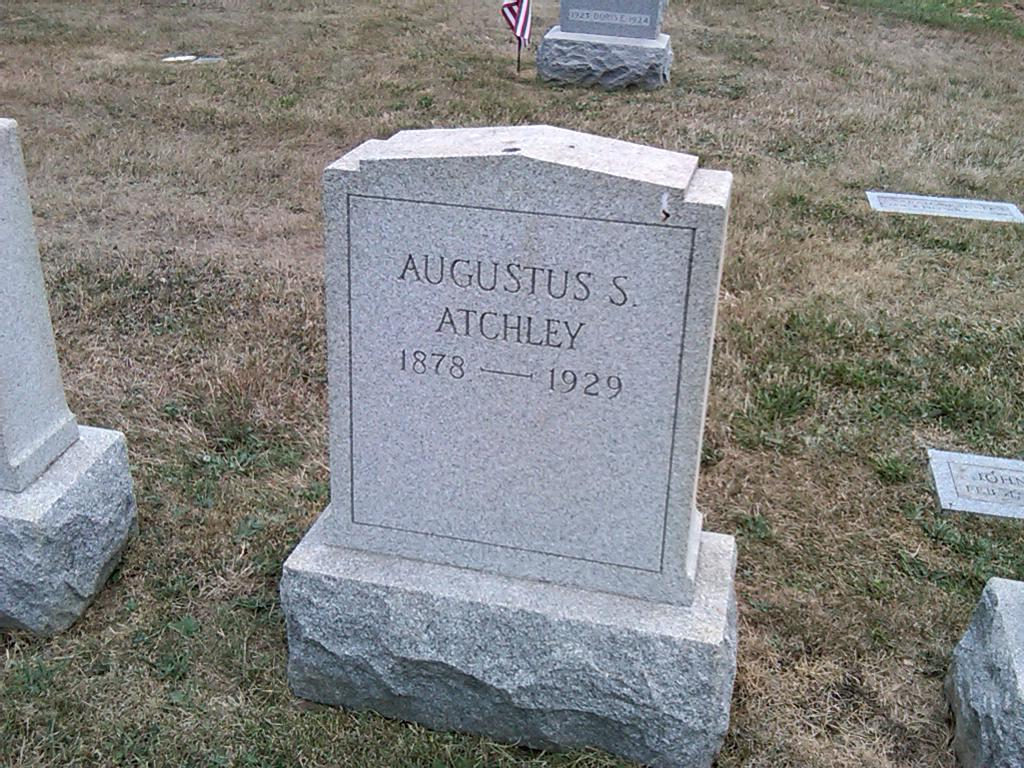 Augustus S Atchley
