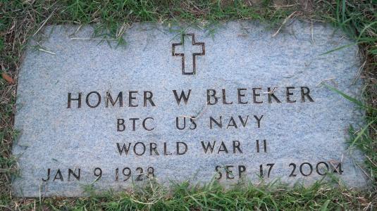 Homer Weldon Bleeker