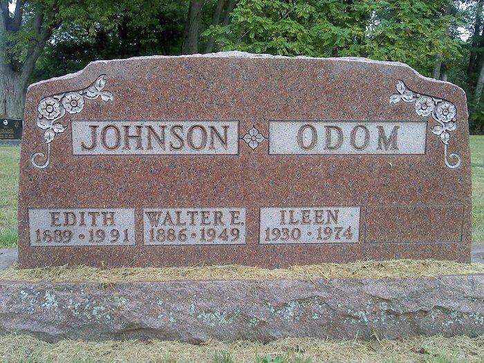 Iva Edith <i>Shetterly</i> Johnson
