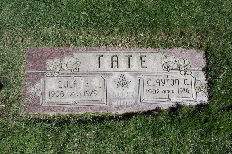 Clayton Clarence Tate