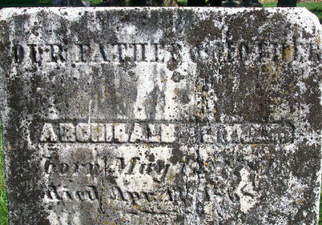 Archibald Jones