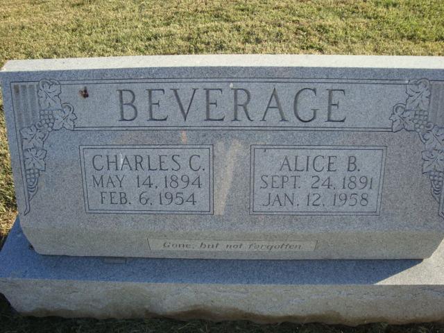 Charles C. Beverage