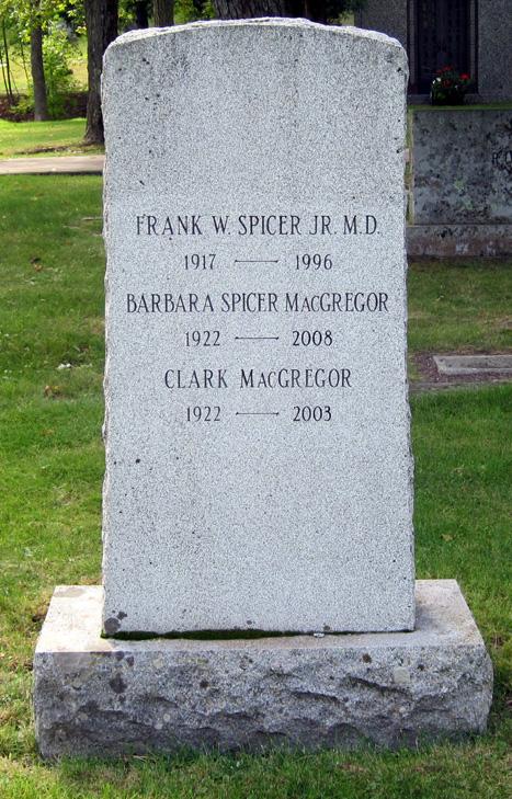 Clark MacGregor