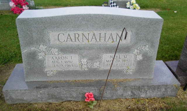 Nell M Carnahan