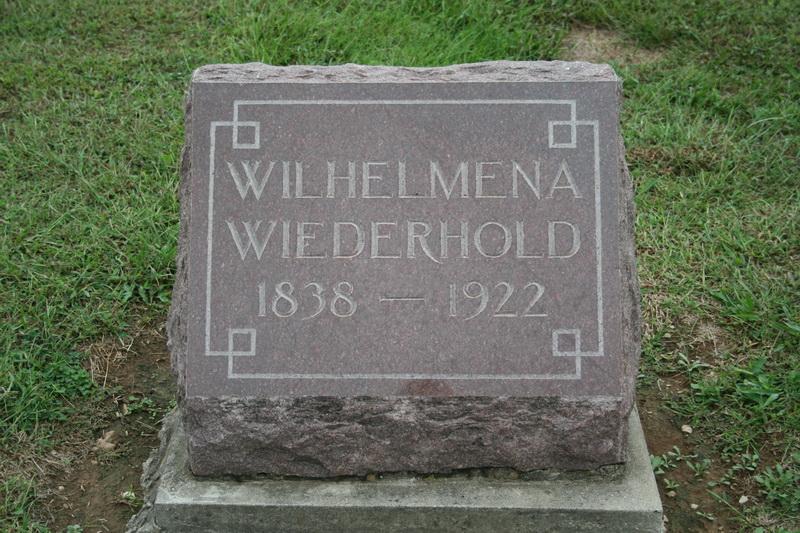 Wilhelmena <i>Kabel</i> Wiederhold
