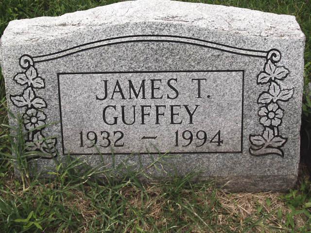 James T Guffey