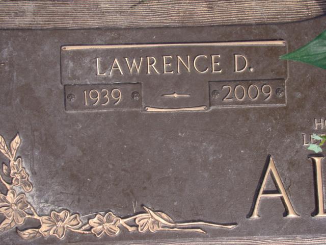 Lawrence David Alfeld