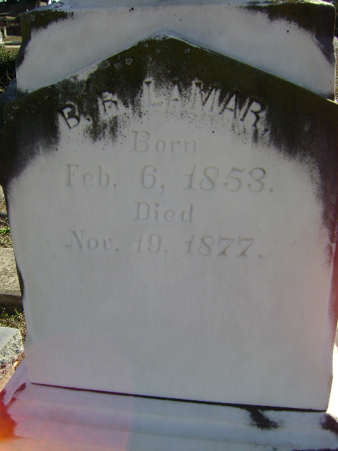 Benjamin R. Lamar