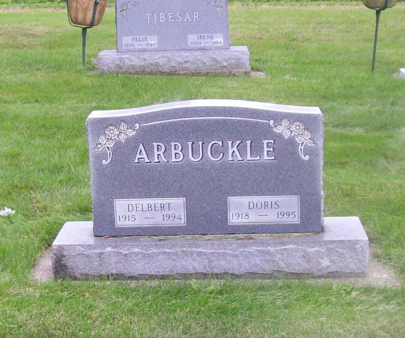 Doris <i>Bloom</i> Arbuckle