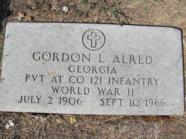 Gordon Alred