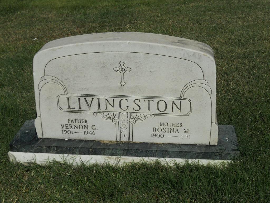 Vernon G. Livingston