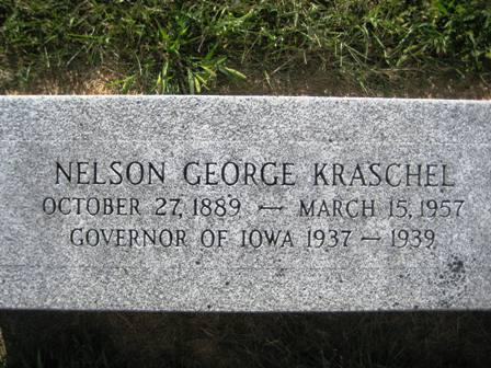 Nelson George Kraschel