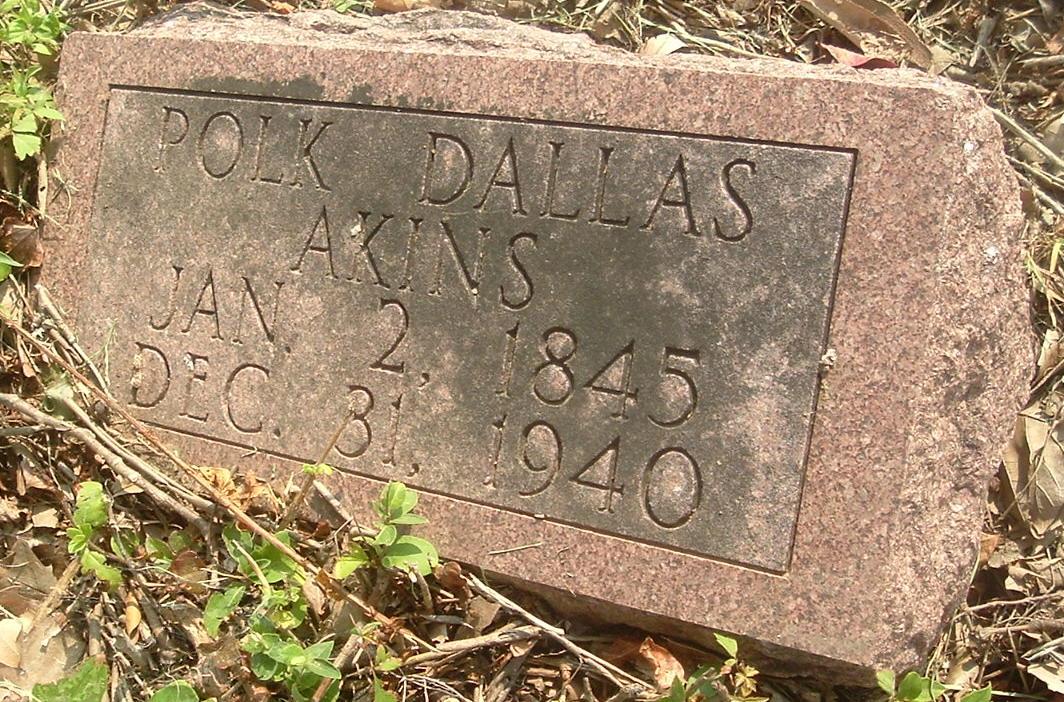 Polk Dallas Akins
