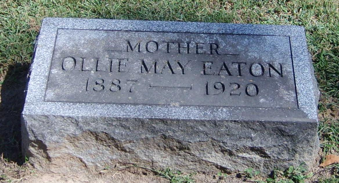 Ollie May <i>York</i> Eaton