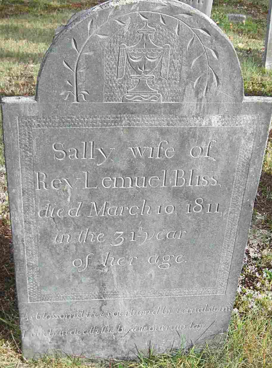 Sally Bliss