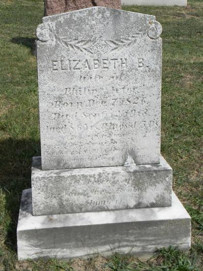Elizabeth B <i>Miller</i> Arter