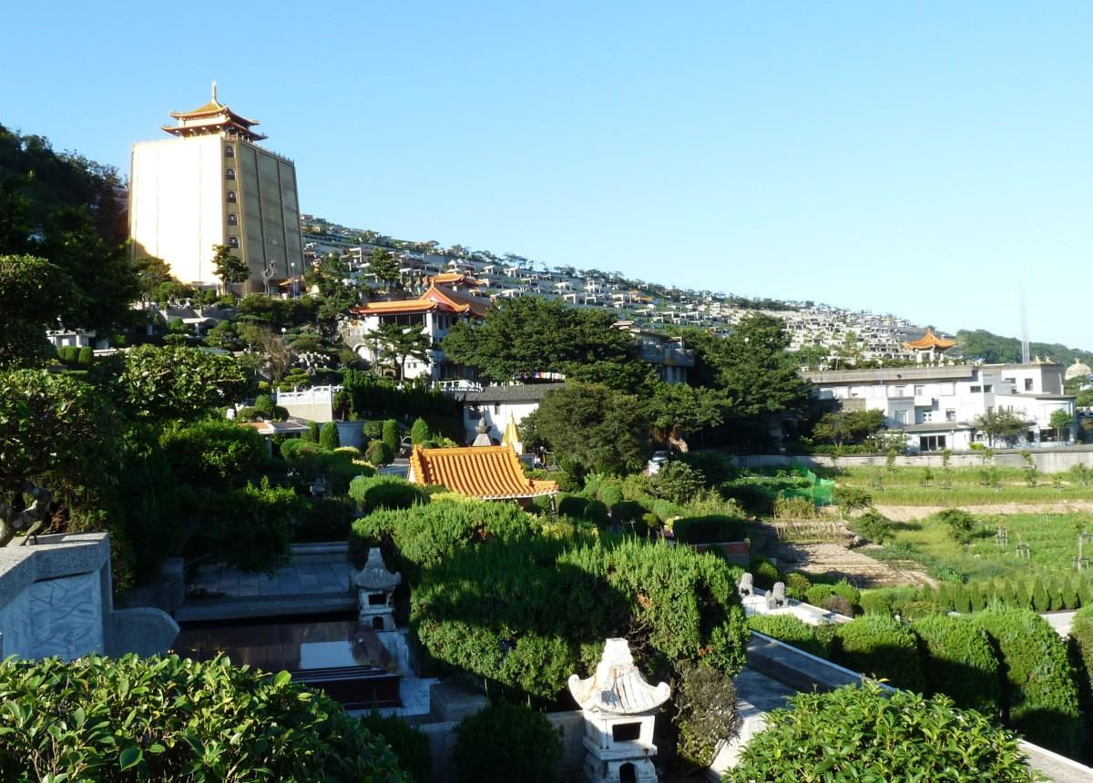 Chin Pao San Cemetery