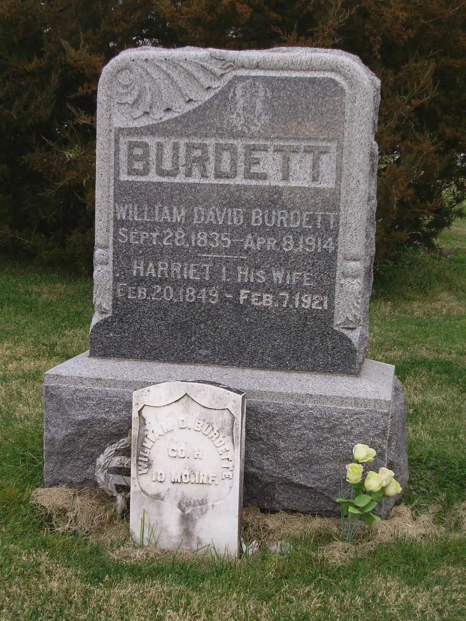 William David Burdett