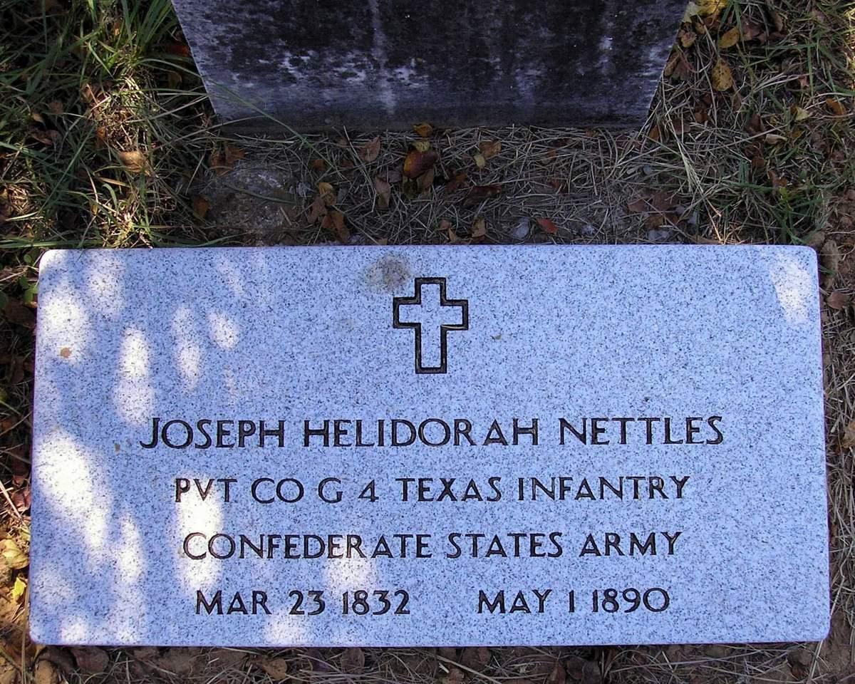 Joseph Helidorah Nettles