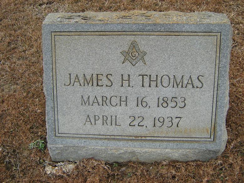 James Harrison Thomas