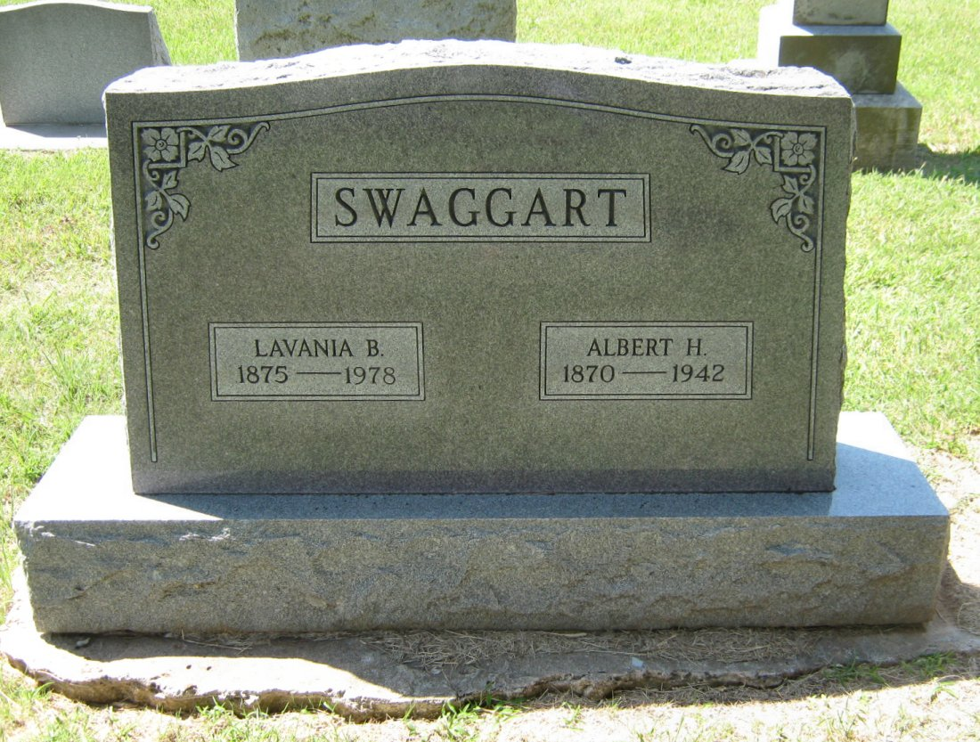 Albert H  Swaggart (1870-1942) - Find A Grave Memorial