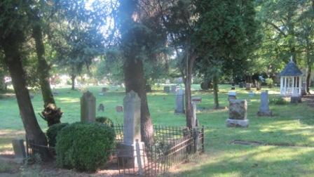 Historic Columbian Cemetery