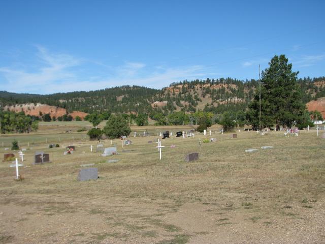 Hulett Cemetery