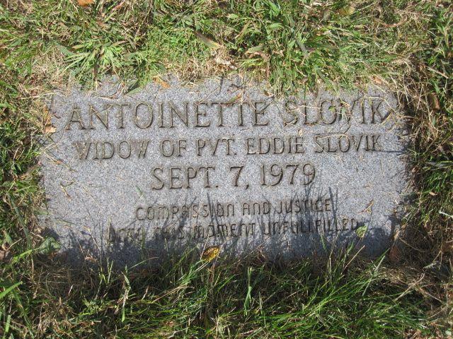 Antoinette <i>Wisniewski</i> Slovik