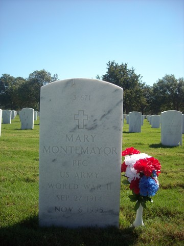 Mary Alice <i>Hetman</i> Montemayor