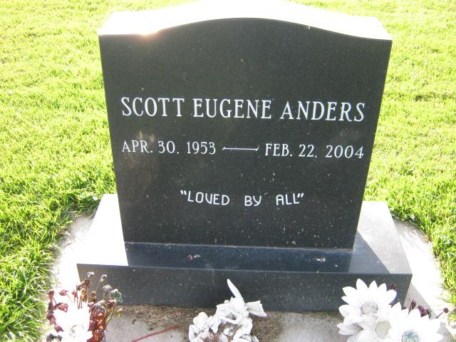 Scott Eugene Anders