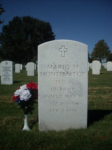 Mario Mauricio Montemayor