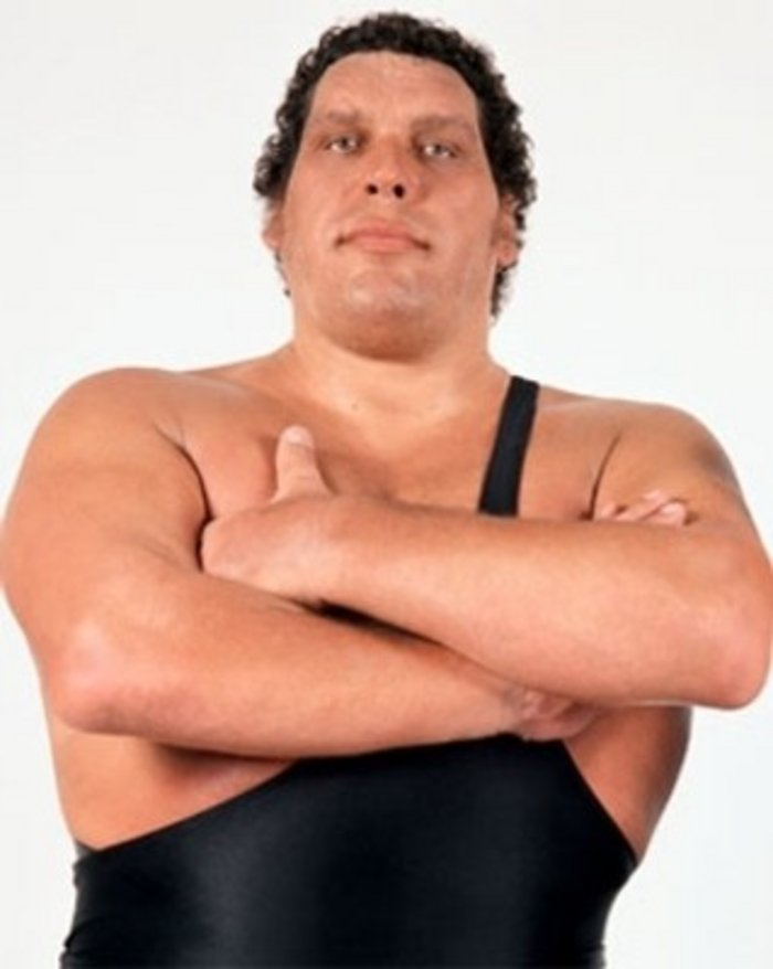 André The Giant Roussimoff