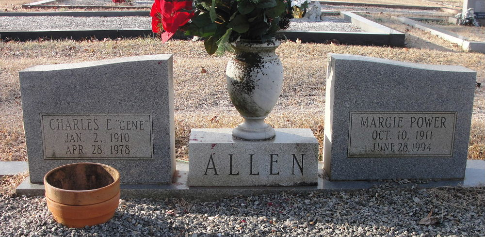 Margie <i>Power</i> Allen