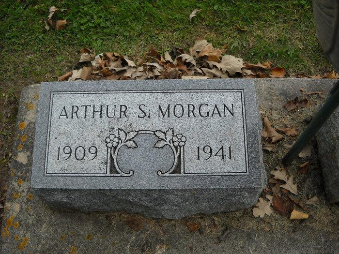 Arthur S Morgan
