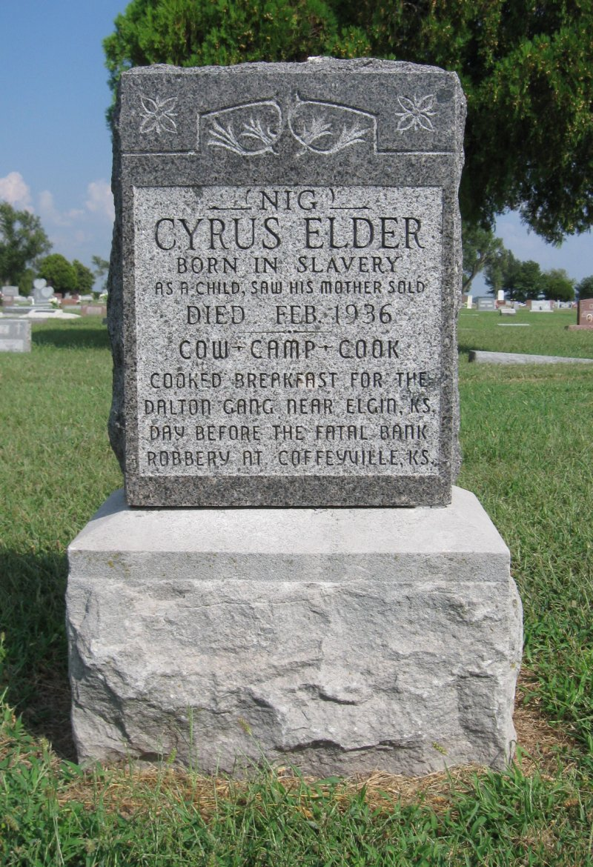 Cyrus Nig Elder