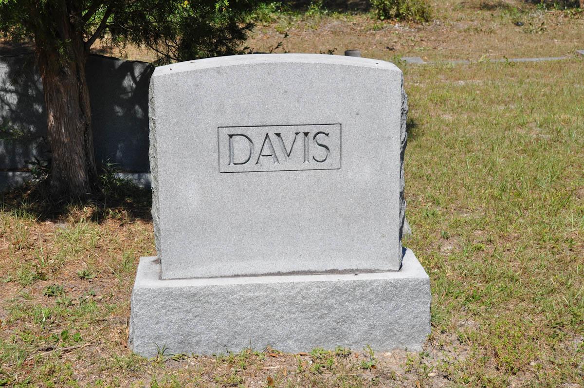 Amanda W <i>Gore</i> Davis