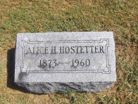Alice H. Hostetter