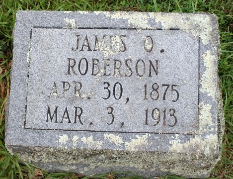 James Owen Roberson