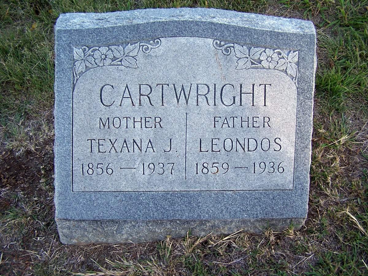 Leondos Cartwright