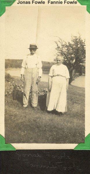 Francis Etta Fannie <i>Dickinson</i> Fowle